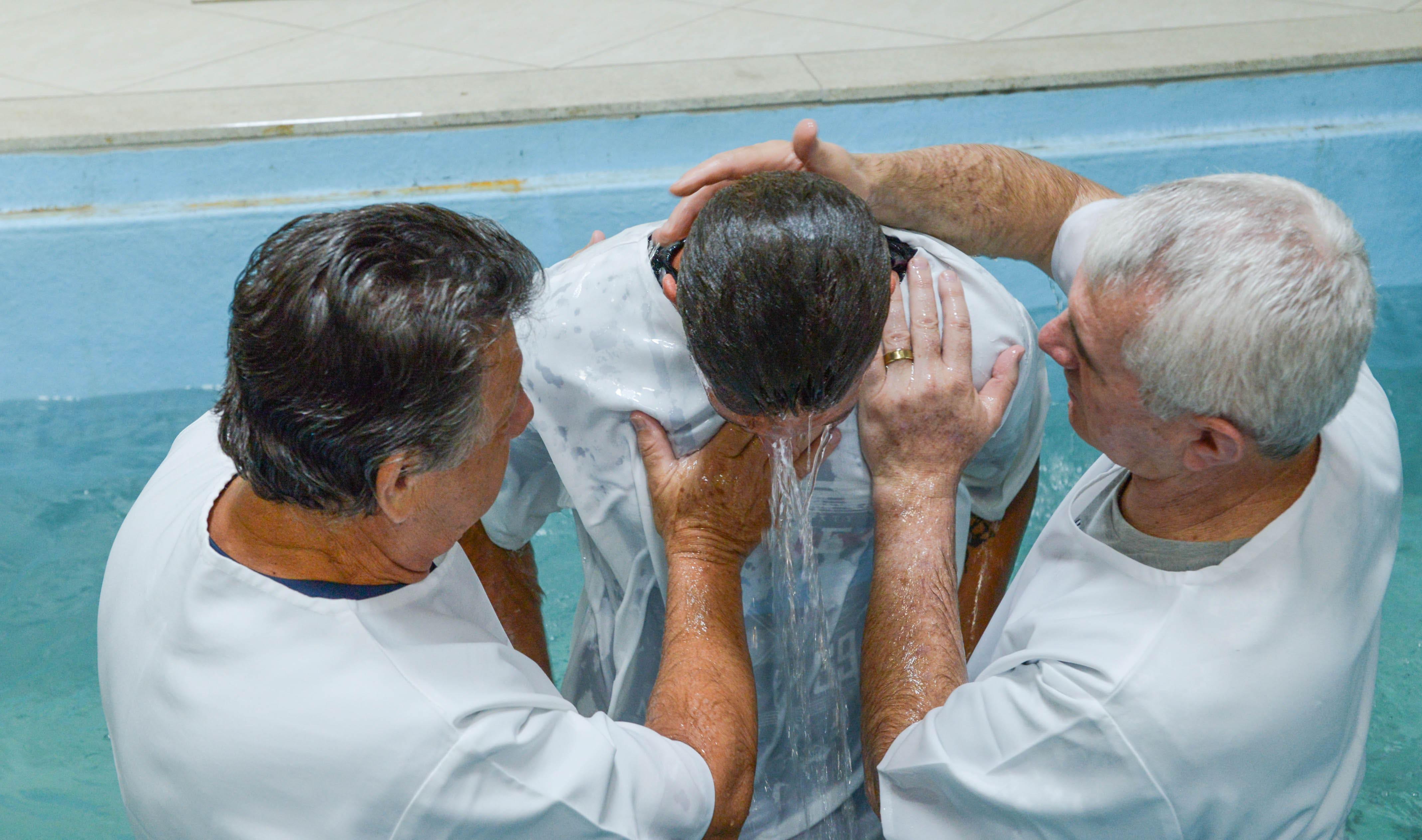 batismo Canoas